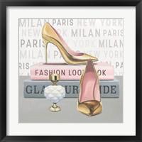 Forever Fashion V Fine-Art Print