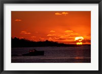 Sunrise at the Mouth of Piscataqua River, New Hampshire Fine-Art Print