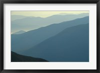 Ridges of the Carter Range from Lion Head, White Mountains National Forest, New Hampshire Fine-Art Print