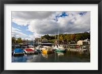 Sunapee Harbor, Lake Sunapee, New Hampshire Fine-Art Print