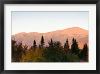 Mount Washington and the Presidential Range, White Mountains, New Hampshire Fine-Art Print