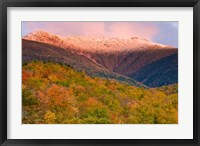 Autumn, Mt Lafayette, New Hampshire Fine-Art Print