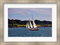 Sailing in Newport, Rhode Island Fine-Art Print