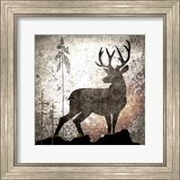 Calling Deer Fine-Art Print