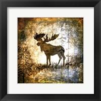 High Country Moose Fine-Art Print
