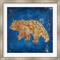 Lodge Pole Pine Bear Fine-Art Print