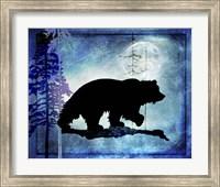 Midnight Bear Fine-Art Print