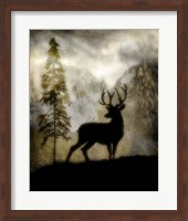 Mystic Deer Fine-Art Print