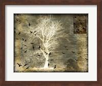 A Raven's World Spirit Tree Fine-Art Print
