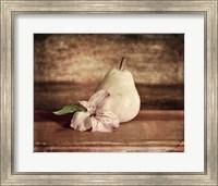 Kitchen Pear 2 Fine-Art Print