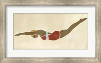 Vintage Diver II Fine-Art Print