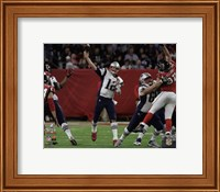 Tom Brady Super Bowl LI Fine-Art Print