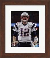 Tom Brady Super Bowl LI 2017 Fine-Art Print