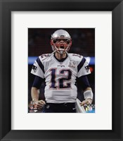 Tom Brady Super Bowl LI 2017 Fine-Art Print