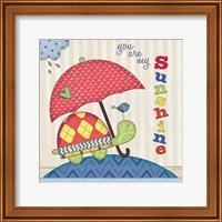 Sunshine Turtle Fine-Art Print