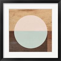 Mod Peace and Mint Fine-Art Print