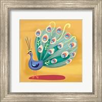 Fancy Peacock Fine-Art Print