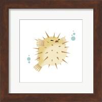 Sea Creatures - Pufferfish Fine-Art Print
