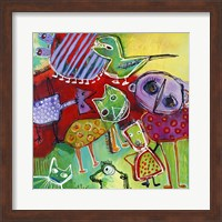 Colourfull Mars Men VII Fine-Art Print