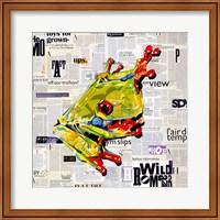 Ralph the Frog Fine-Art Print