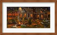 Campfire Tales Fine-Art Print