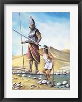 David Goliath Fine-Art Print