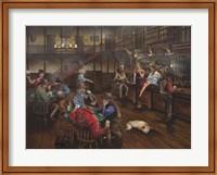 Old West Saloon Fine-Art Print