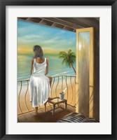 Woman Beach Fine-Art Print