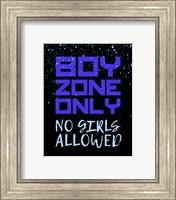 Boy Zone-Sparkle Fine-Art Print
