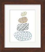 River Stones II Fine-Art Print