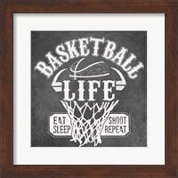 Basketball Life Fine-Art Print