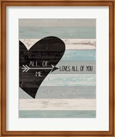 All of Me Fine-Art Print