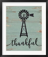 Thankful Windmill Fine-Art Print