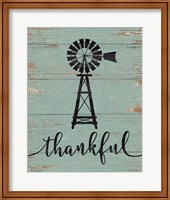 Thankful Windmill Fine-Art Print