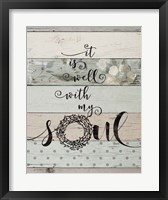 Well With My Soul Fine-Art Print