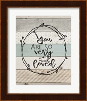 You Are So Loved Fine-Art Print