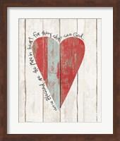 Pure in Heart Fine-Art Print