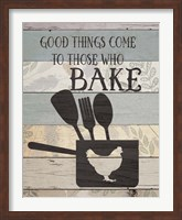 Those Who Bake Fine-Art Print
