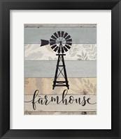 Farmhouse Fine-Art Print