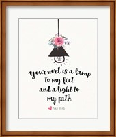 Light My Path Fine-Art Print
