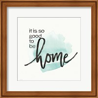 Good to Be Home Fine-Art Print
