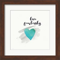Live Fearlessly Fine-Art Print
