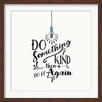 Do Something Kind Fine-Art Print