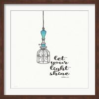 Let Your Light Shine Fine-Art Print