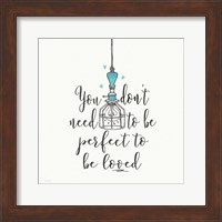Perfect to be Loved Fine-Art Print