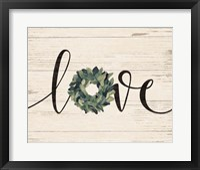 Love Wreath Fine-Art Print