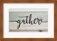 Gather - Panel Fine-Art Print