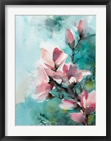 Pink and Pink and Blue Fine-Art Print