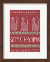 Kitty Christmas Fine-Art Print