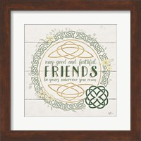 Irish Blessings IV Fine-Art Print